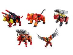 Ares TFC Figure - Set of 5