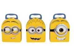 The Minions Arch Shape Tin Carry All - Set of 3
