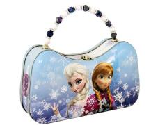 Frozen Scoop Tin Purse Anna & Elsa