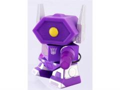 "Transformers 8"" Vinyl Figure - Shockwave"