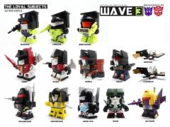 "Transformers 3"" Vinyl Figure Series 3 Box of 16 Figures"