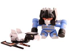 Transformers Rumble (Blue) With Laserbeak Mini Figure Two Pack SDCC 2015 Exclusive