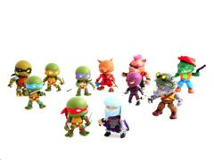 "TMNT 3"" Vinyl Figure Wave 2 Box of 16 Figures"