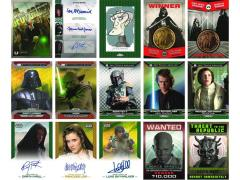 Star Wars 2015 Chrome Perspective Trading Cards - Single Pack