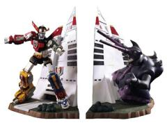 Voltron Lion Force Bookends