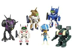 Robotech 30th Anniversary Super Deformed Box Series 1.5 Box of 12 Figures