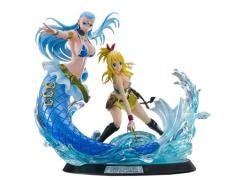 Fairy Tail HQF Lucy Heartfilia & Aquarius Statue
