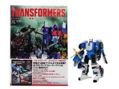 Transformers Generations 2014 Volume 02 - Exclusive Goshooter Figure & Book