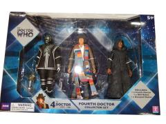 "Doctor Who 5"" Collector Set - Fourth Doctor"