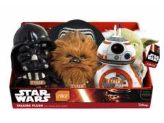 Star Wars Mini Talking Plush Case of 6