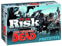 Risk: The Walking Dead Survival Edition PX Previews Exclusive