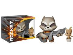 Guardians of the Galaxy Super Deluxe Premium Vinyl Figure - Rocket Raccoon