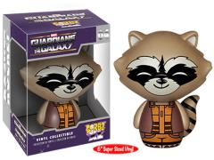 "Dorbz XL: Guardians of The Galaxy 6"" Super-Sized Rocket Raccoon"