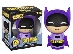 Dorbz: Batman 75th Anniversary Colorways Purple