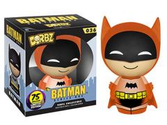 Dorbz: Batman 75th Anniversary Colorways Orange