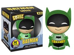 Dorbz: Batman 75th Anniversary Colorways Green
