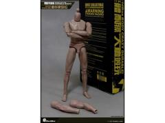 1/6 Scale Durable Narrow Shoulder Body