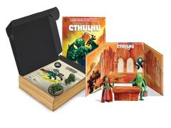Legends of Cthulhu Necronomicon Collector Set (Figures not Included)