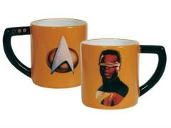Star Trek 16oz. Mug - Geordi La Forge