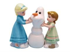 Do You Want To Build A Snowman? Salt & Pepper Shakers