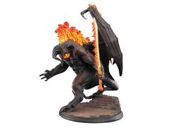 Lord of the Rings The Balrog Demon of Shadow & Flame Statue