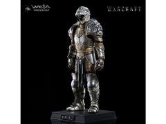 Warcraft King Llane's Alliance Armor Statue