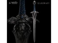 Warcraft Royal Guard Sword 1/1 Scale Prop Replica