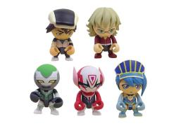 Tiger & Bunny Anime Trexi Figure - Set of 5