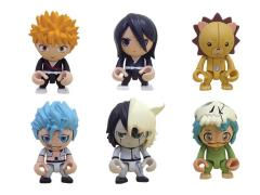 Bleach Anime Trexi Figure - Set of 6