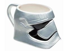 Star Wars Captain Phasma (The Force Awakens) Molded Ceramic Mug