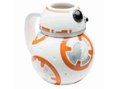 Star Wars BB-8 (The Force Awakens) Molded Ceramic Mug