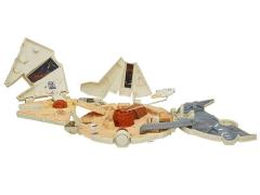 Star Wars Micro Machines Millennium Falcon (The Force Awakens) Battle Set
