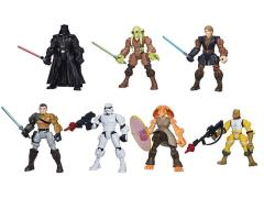 Star Wars Hero Mashers Figure Wave 01 - Case of 8