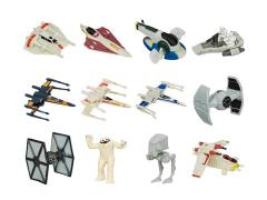Star Wars Micro Machines Blind Bag Wave 2 Box of 24 Vehicles