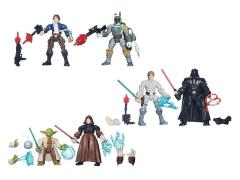 Star Wars Hero Mashers Battle Pack Wave 01 - Case of 6