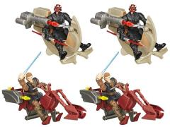Star Wars Hero Mashers Speeder Wave 01 - Case of 4