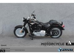 1/6 Scale Motorcycle - Black