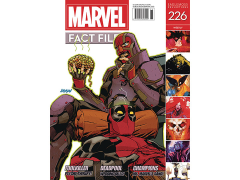 Marvel Fact Files #226
