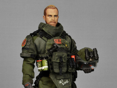 "1/6 Scale Z.E.R.T. Figure - Advanced Machine Gunner Juggernaut ""Sully"" Asia Exclusive"