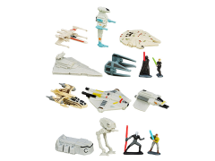 Star Wars Micro Machines Deluxe Vehicle Pack Wave 2 Set of 2