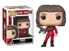 Pop! TV: Money Heist - Tokio