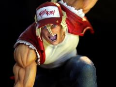 King of Fighters Terry Bogard The Lone Wolf 1/4 Scale Diorama
