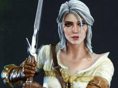 The Witcher 3: Wild Hunt Museum Masterline Ciri of Cintra Statue