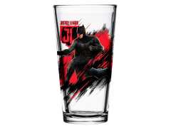 Justice League Toon Tumblers Batman Pint Glass
