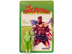 "The Toxic Avenger ReAction 3.75"" Figure (Glow in The Dark Variant)"