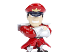 "Street Fighter Metals Die Cast 4"" M.Bison Figure"