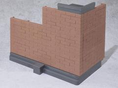 Tamashii Option Brick Wall (Brown)