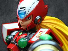 Mega Man X Zero (Red Edition) 1/4 Scale Statue