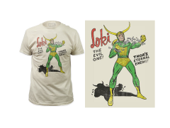 Marvel Loki The Evil One T-Shirt