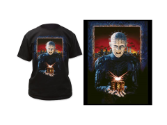 Hellraiser Hell on Earth T-Shirt
